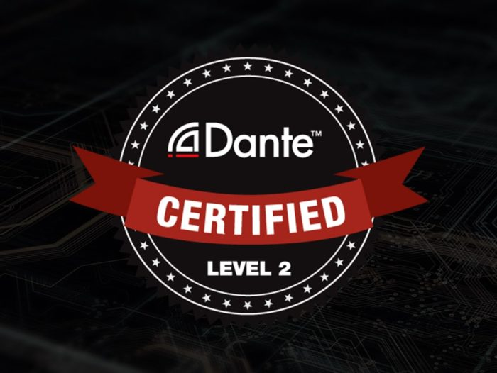 Dante Controller - Dante Virtual Soundcard